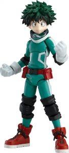 Figura de Deku - Izuku Midoriya de My Hero Academia de Max Factory - Figuras coleccionables de Deku