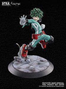 Figura de Deku - Izuku Midoriya de My Hero Academia de Tsume - Figuras coleccionables de Deku