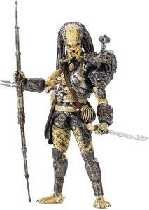 Figura de Diamond de Predator Golden - Las mejores figuras Diamond del Predator - Figuras coleccionables y muñecos de Predator
