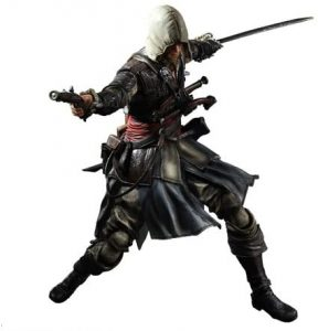 Figura de Edward Kenway de Assassin's Creed de Star - Figuras coleccionables de Assassin's Creed