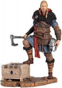 Figura de Eivor de Assassin's Creed Valhalla de Ubisoft - Figuras coleccionables de Assassin's Creed