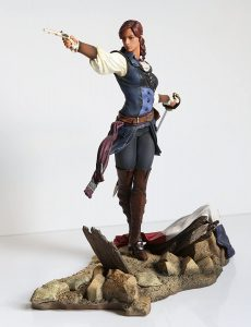 Figura de Elise de Assassin's Creed Unity de Ubisoft - Figuras coleccionables de Assassin's Creed