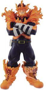 Figura de Endeavor de My Hero Academia de Banpresto - Figuras coleccionables de Endeavor