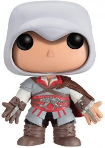 Figura de Ezio Auditore de FUNKO POP - Figuras coleccionables de Assassin's Creed