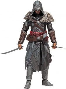 Figura de Ezio de Assassin's Creed de McFarlane - Figuras coleccionables de Assassin's Creed
