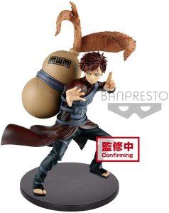 Figura de Gaara de Naruto de Banpresto - Figuras coleccionables de Gaara