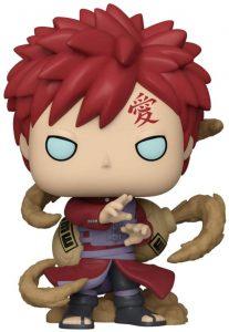 Figura de Gaara de Naruto de FUNKO - Figuras coleccionables de Gaara