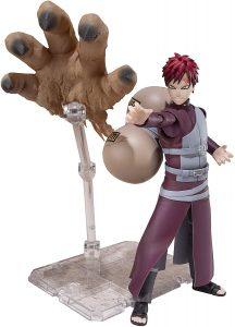 Figura de Gaara de Naruto de TAMASHII NATIONS - Figuras coleccionables de Gaara
