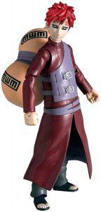 Figura de Gaara de Naruto de Toynami - Figuras coleccionables de Gaara