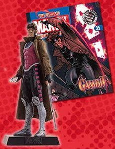 Figura de Gambito de los X-Men de Eaglemoss - Figuras coleccionables de Gambito - Gambit