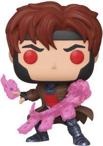Figura de Gambito de los X-Men de FUNKO POP - Figuras coleccionables de Gambito - Gambit