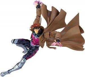 Figura de Gambito de los X-Men de Kaiyodo - Figuras coleccionables de Gambito - Gambit