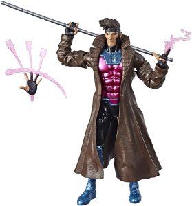 Figura de Gambito de los X-Men de Marvel Legends - Figuras coleccionables de Gambito - Gambit