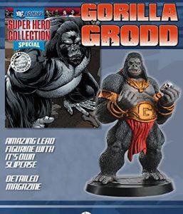 Figura de Gorilla Grodd de DC Comics - Figuras coleccionables de Gorilla Grodd