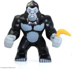 Figura de Gorilla Grodd de LEGO - Figuras coleccionables de Gorilla Grodd