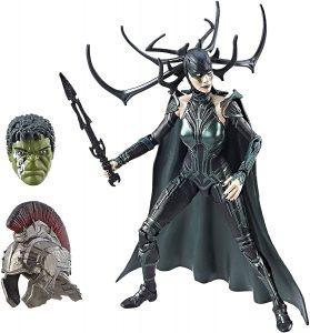 Figura de Hela de Thor de Marvel Legends Series - Figuras coleccionables de Hela