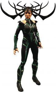 Figura de Hela de Thor de Mezco Toyz - Figuras coleccionables de Hela