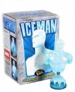 Figura de Iceman de los X-Men de Bowen Designs - Figuras coleccionables de Iceman