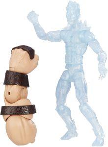 Figura de Iceman de los X-Men de Marvel Legends Series - Figuras coleccionables de Iceman