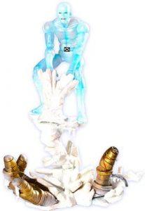 Figura de Iceman de los X-Men de Toy Biz - Figuras coleccionables de Iceman