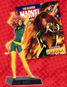 Figura de Jean Grey de los X-Men de Eaglemoss - Figuras coleccionables de Jean Grey