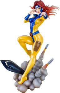 Figura de Jean Grey de los X-Men de Kotobukiya - Figuras coleccionables de Jean Grey