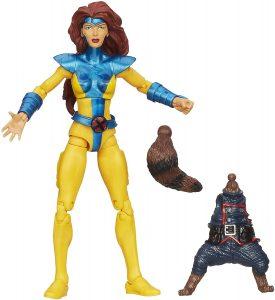 Figura de Jean Grey de los X-Men de Marvel Legends Classic - Figuras coleccionables de Jean Grey