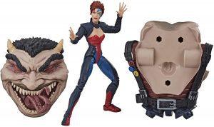 Figura de Jean Grey de los X-Men de Marvel Legends - Figuras coleccionables de Jean Grey