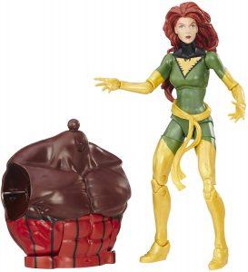 Figura de Jean Grey de los X-Men de Marvel Legends Series - Figuras coleccionables de Jean Grey