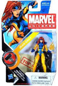 Figura de Jean Grey de los X-Men de Marvel Universe - Figuras coleccionables de Jean Grey