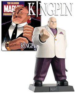Figura de Kingpin de Eaglemoss - Figuras coleccionables de Kingpin - Wilson Fisk