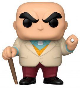 Figura de Kingpin de FUNKO POP - Figuras coleccionables de Kingpin -Figura de Kingpin de FUNKO POP - Figuras coleccionables de Kingpin - Wilson Fisk - Kingpin Wilson Fisk - Kingpin