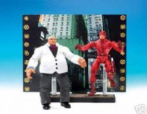 Figura de Kingpin vs Daredevil de Marvel Legends - Figuras coleccionables de Kingpin - Wilson Fisk