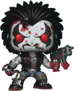 Figura de Lobo con sangre de FUNKO POP - Figuras coleccionables de Lobo