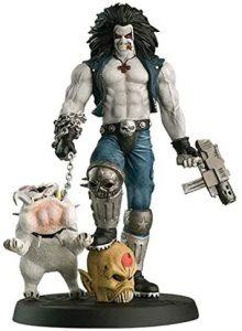 Figura de Lobo de DC Comics Super Hero Collection - Figuras coleccionables de Lobo