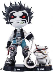 Figura de Lobo de DC Mini Co Iron Studios - Figuras coleccionables de Lobo