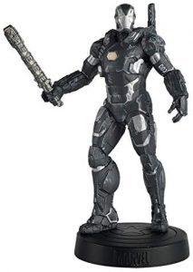 Figura de Máquina de Guerra de Eaglemoss - Figuras coleccionables de War Machine - Muñecos de Máquina de Guerra