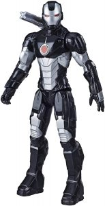 Figura de Máquina de Guerra de Hasbro - Figuras coleccionables de War Machine - Muñecos de Máquina de Guerra