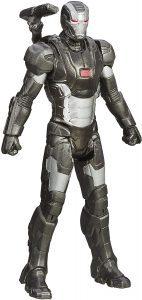 Figura de Máquina de Guerra de Marvel Hasbro- Figuras coleccionables de War Machine - Muñecos de Máquina de Guerra