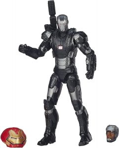 Figura de Máquina de Guerra de Marvel Legends Infinite Series - Figuras coleccionables de War Machine - Muñecos de Máquina de Guerra