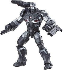 Figura de Máquina de Guerra de Marvel Legends Series - Figuras coleccionables de War Machine - Muñecos de Máquina de Guerra