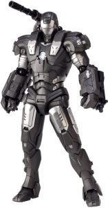 Figura de Máquina de Guerra de Revoltech - Figuras coleccionables de War Machine - Muñecos de Máquina de Guerra