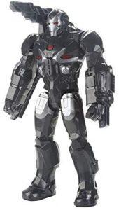 Figura de Máquina de Guerra de Titan Hero Series - Figuras coleccionables de War Machine - Muñecos de Máquina de Guerra