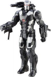 Figura de Máquina de Guerra de Titan Hero Series de Hasbro - Figuras coleccionables de War Machine - Muñecos de Máquina de Guerra
