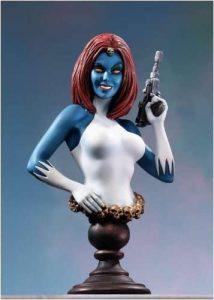 Figura de Mística de los X-Men de Bowen Designs - Figuras coleccionables de Mística - Mystique