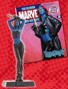 Figura de Mística de los X-Men de Eaglemoss - Figuras coleccionables de Mística - Mystique