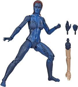 Figura de Mística de los X-Men de Hasbro - Figuras coleccionables de Mística - Mystique