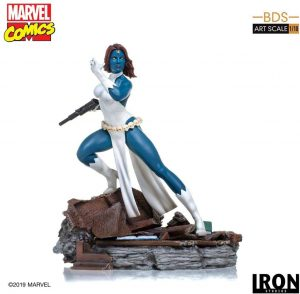Figura de Mística de los X-Men de Iron Studios - Figuras coleccionables de Mística - Mystique