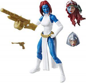 Figura de Mística de los X-Men de Marvel Legends Series - Figuras coleccionables de Mística - Mystique