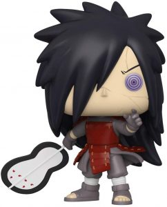 Figura de Madara Uchiha de Naruto de FUNKO - Figuras coleccionables de Madara Uchiha